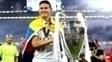 James Rodriguez Comemora Trofeu Champions Real Madrid 03/06/2017