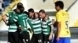 Sporting superou o Arouca fora de casa neste domingo