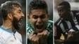 Grêmio, Palmeiras e Atlético-MG são três dos clubes com chances de vencer primeira parte do torneio