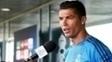 Cristiano Ronaldo Coletiva Real Madrid 24/05/2016