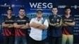 Time Colômbia chamou a atenção durante as qualificatórias da WESG, em São Paulo
