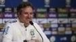 Damiani esclareceu assuntos sobre a seleção olímpica na Granja Comary