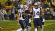 Patriots venceram Steelers em Pittsburgh neste domingo