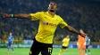 Pierre-Emerick Aubameyang (Borussia Dortmund), atacante do Gabão