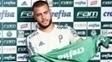 Mayke Apresentação Palmeiras 19/05/2017