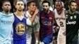 Cardápio ESPN tem Warriors e Spurs nas finais da Conferência Oeste, decisões europeias e Copa da Itália