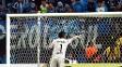 Aranha foi alvo de racismo durante jogo do Santos contra o Grêmio