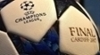 Bola da final da Champions League, que será disputada em Cardiff