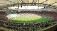 Maracanã ficou lotado para a partida entre Vasco e Icasa neste sábado