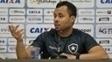 Antes de jogo pela Libertadores, Jair Ventura dá entrevista coletiva