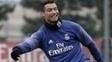 Cristiano Ronaldo com a camisa do Real Madrid patrocinada pela Adidas