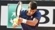 Djokovic devolve bola no Masters 1000 de Roma