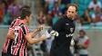 Rogério Ceni quer ver melhora no time do São Paulo