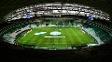 Panorâmica do Allianz Parque, horas antes de Palmeiras x Sport