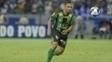 Bryan fez o gol do empate contra o Cruzeiro