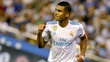 Casemiro comemora gol do Real Madrid