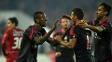 Contra Penafiel, só brasileiros marcaram: Talisca, Jonas e Jardel