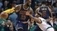 Isaiah Thomas marca LeBron James nas finais da Conferência Leste