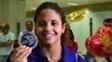 Etiene foi medalhista de prata no Mundial de Kazan 2015