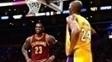 LeBron igualou número de finais de Kobe
