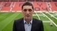 Tayfun Korkut foi apresentado nesta segunda-feira como novo técnico do clube