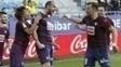 Eobar superou o Villarreal, de virada, neste domingo