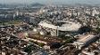 Engenhão: hoje interditado por problemas estruturais, passa por reformas e será sede do atletismo na Olimpíada