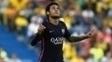 Neymar marcou três gols na vitória do Barcelona contra o Las Palmas