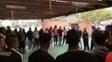 Atletico Nacional minuto de silencio