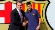 O ex-presidente do Barcelona Sandro Rosell pode se complicar pela contratação de Neymar