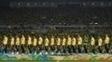 Jogadores da seleção brasileira com o ouro histórico no futebol