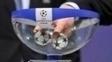 Sorteio dos grupos da Champions League ocorre nesta quinta-feira