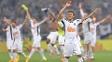 Jogadores do Atlético-MG imitam dancinha de Mano Menezes ao eliminar o Corinthians