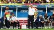 Luiz Felipe Scolari Brasil Holanda Copa do Mundo 12/07/2014