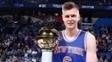 Porzingis tem tudo para ser a cara da franquia dos Knicks