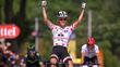 Warren Barguil venceu a 13ª etapa do Tour de France, nesta sexta-feira