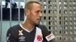 'Estou me sentindo jogador de novo depois de muito tempo', diz Luis Fabiano após estreia no Vasco
