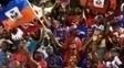 Seleção fez a alegria dos haitianos em Jogo da Paz