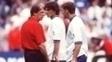 Cesare comandou o filho Paolo Maldini na Copa do Mundo de 1998