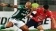 Felipe Melo, durante jogo contra o Jorge Wilstermann na Libertadores