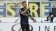 Icardi é um dos principais atacantes da Inter de Milão, na temporada