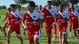 São Paulo faz período de treinos em Orlando