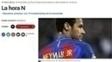 Jornal espanhol pressiona Neymar em decisão contra a Juventus: 'A hora N'