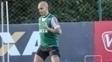 Fabio Santos está de volta ao time do Atlético-MG após cumprir suspensão
