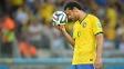 Fred teve desempenho ruim na Copa do Mundo-2014