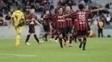 Atlético-PR venceu o Cascavel por 4 a 0 neste sábado