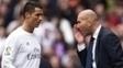 Zidane tenta manter seu principal jogador no Real Madrid