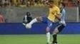 Renato Augusto marcou o segundo gol brasileiro