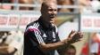 Zinedine Zidane Técnico Real Madrid Castilla Atlético de Madri II 3ª Divisão Espanha 24/08/2014
