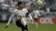 Fagner em ação pelo Corinthians